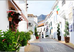 Неторопливый галоп по Андалусии. Часть 1 Малага, Фуэнхирола, Бенальмадена.