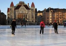 Рождественский сайт Финляндии разыгрывает путешествия в Хельсинки