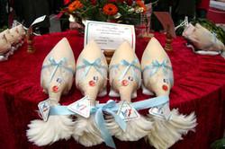 Во Франции пройдет конкурс «куриной красоты»