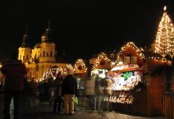 В Праге пройдет фестиваль классической музыки, посвященный предстоящему Рождеству