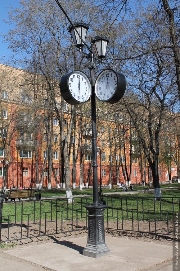 Краснокамские часы.