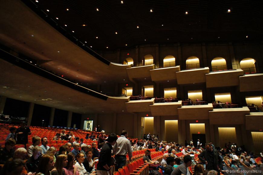 Концертный зал Флинта в КОЛЛЕДЖЕ (!) De Anza (Kupertino)