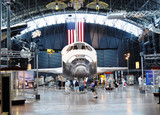 Музей авиации в аэропорту Даллеса, Вашингтон