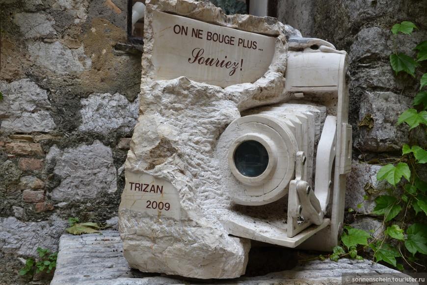 Вот просто -памятник фотокамере.
