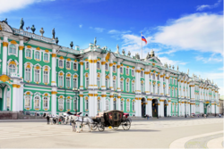 В Петербурге турист из Франции пропал после посещения Эрмитажа
