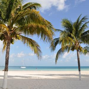 Райский уголок Юкатана