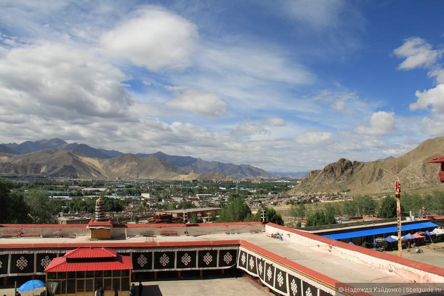 мое любимое небо Тибета!!!!!