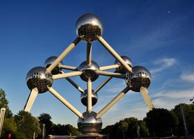 Брюссель и море сладостей