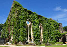 Villers-la-Ville - каменное и живое