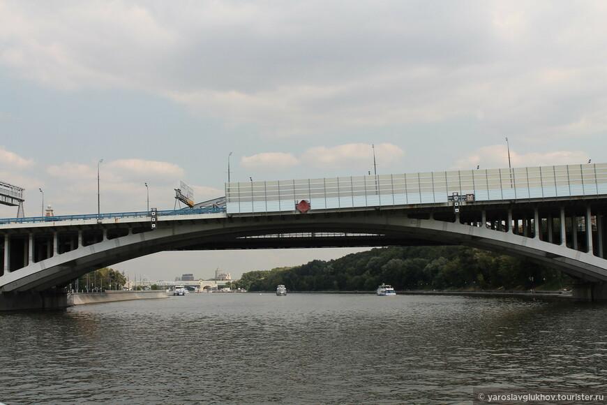 Новоандреевский мост.
