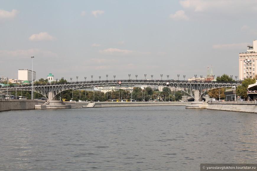 Патриарший мост.