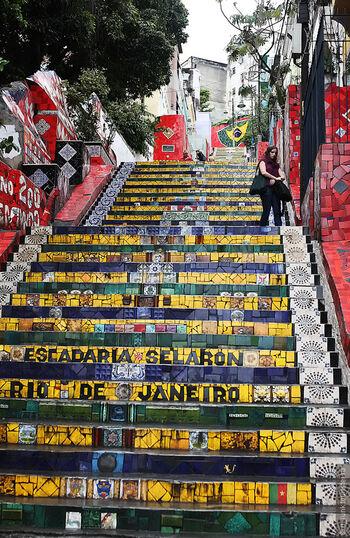 Достопримечательности Федеративной республики Бразилия