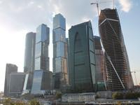 Воробьёвы горы и Москва-Сити
