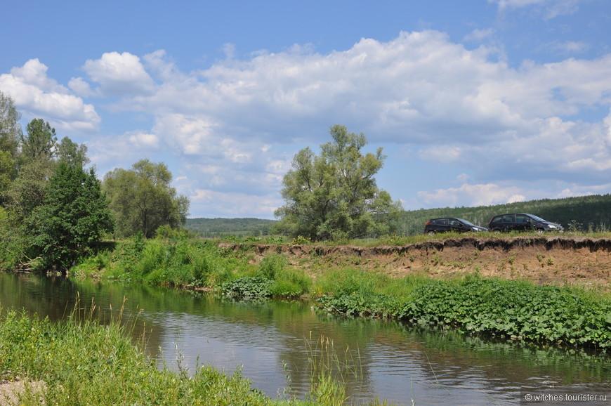 отдых на реке Зиган