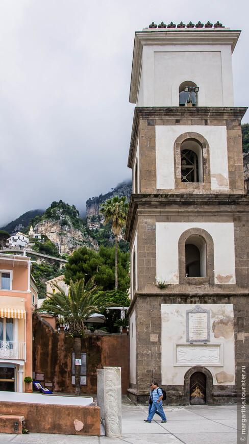 колокольня церкви Санта-Мария Ассунта