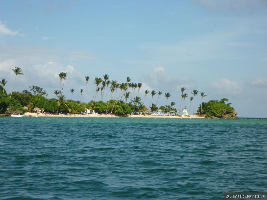 Красоты Карибского моря.