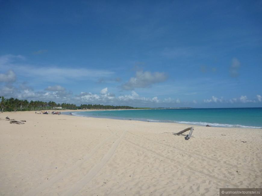 Дивные пляжи Доминиканы!