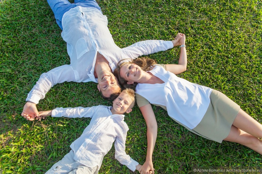 Семейная фотосессия во Вьетнаме