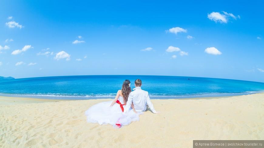 Свадебная фотосессия в Нячанге