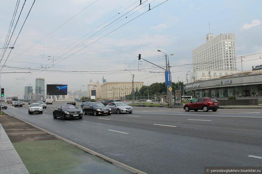 Площадь Свободной России.