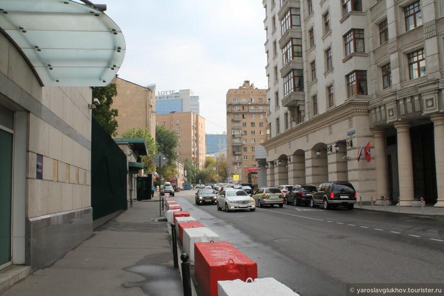 Проточный переулок.