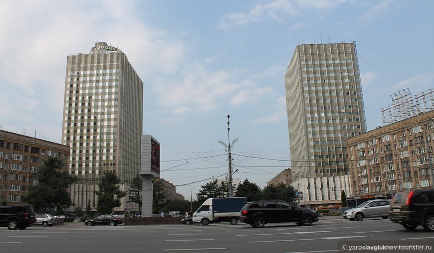 Смоленская-Сенная площадь.