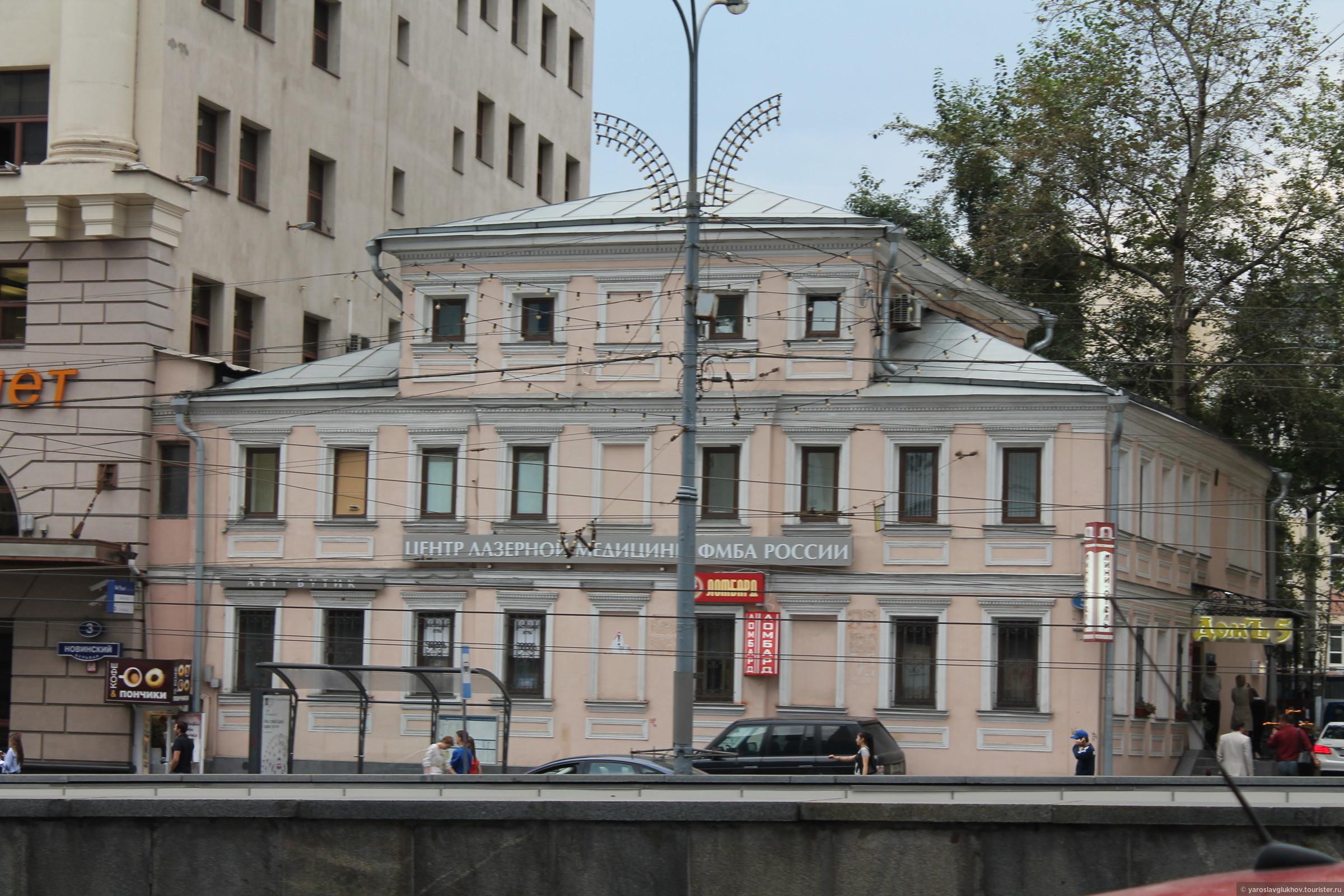 """Фото из альбома """"Смоленская Москва"""", Москва, Россия"""