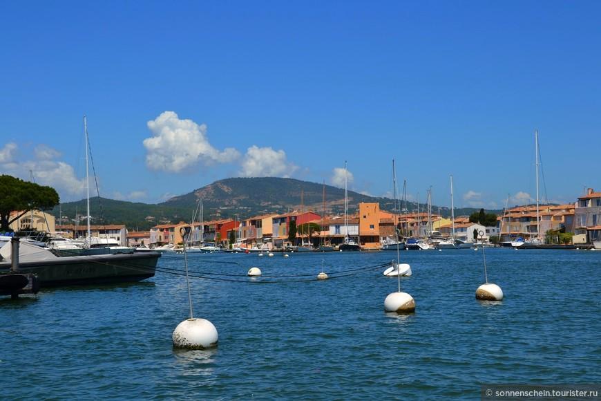 В Порт Гримо около 2200 стоянок у причалов, а максимальная длина судов 55 метров.