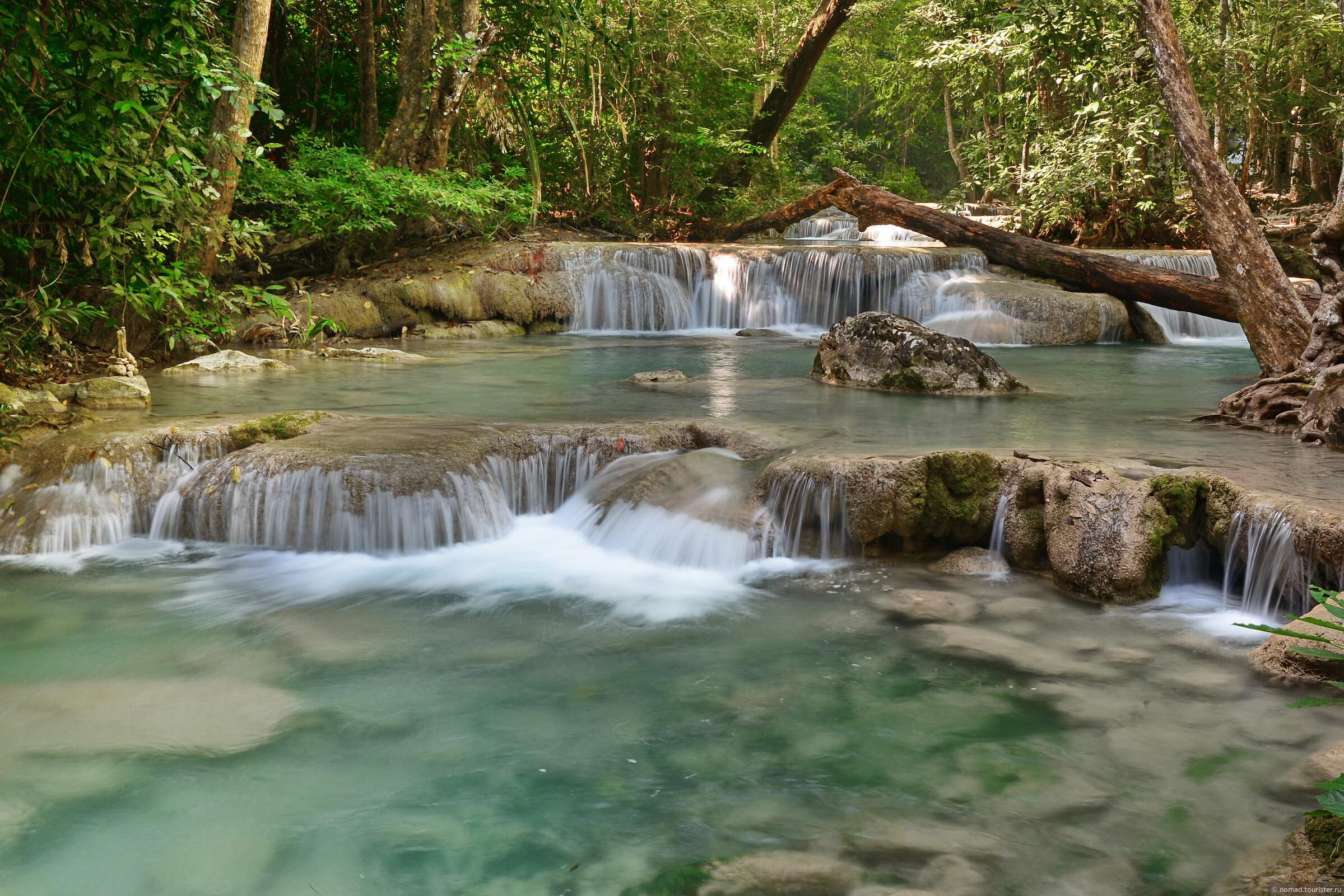 Водопад эраван ступени фото