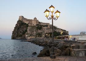 Искья . Неаполь июнь 2014 г.