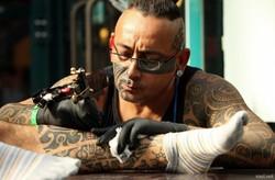 В Берлине соберутся тату-мастера со всего мира