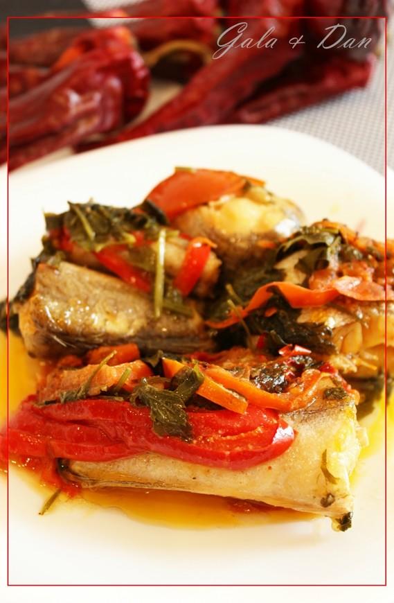 ХРАЙМЕ, или рыба по- марокански