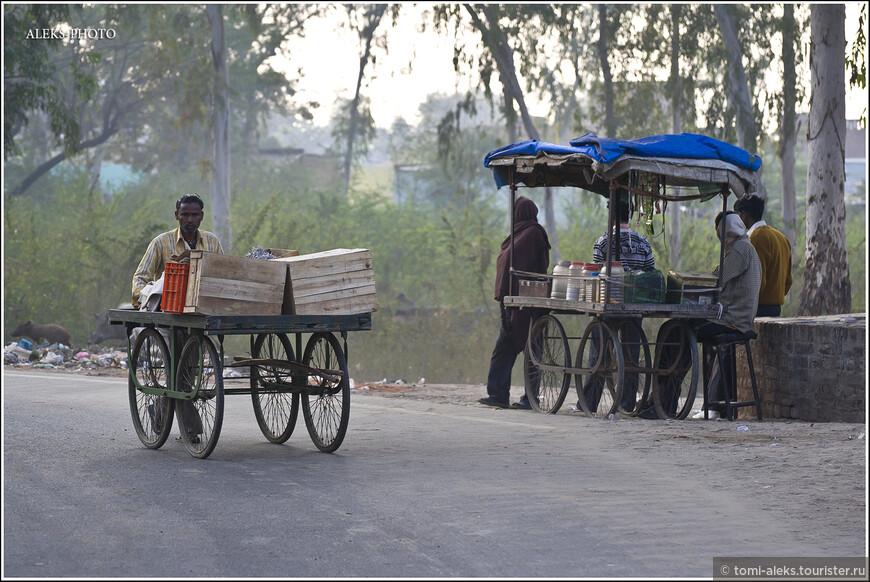 Я вспоминаю, что наш водитель тук-тукер — мусульманин. А ведь синий человек-памятник Амбедкар говорит в своих трудах о том, что мусульманство, прикрывающее кастовую систему в Индии, представляет собой еще большее зло по сравнению с индуизмом. Понятно, почему мусульмане Индии резко негативно относятся к этому человеку. Именно с религиями Индии для меня остается много непонятного...