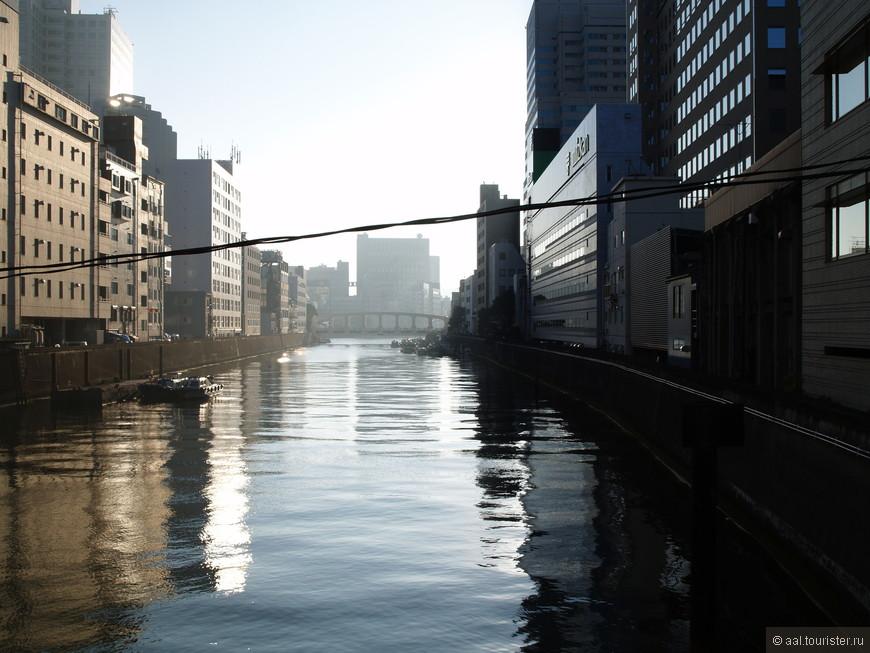 Токийские каналы.
