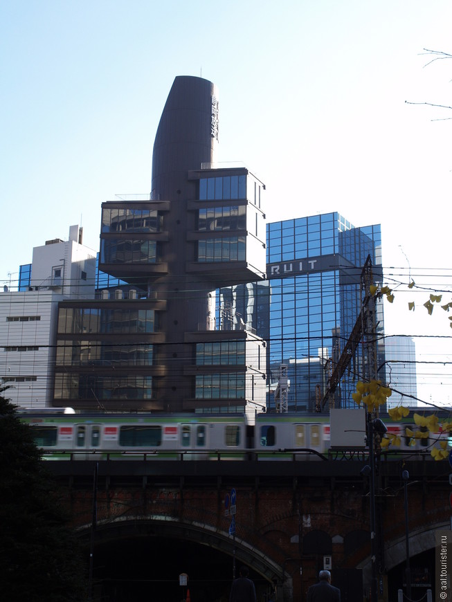 В Токио нет ни одного похожего дома!