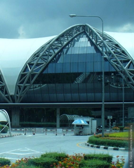 Аэропорт Суванабуми
