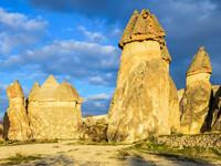 Каппадокия. Долина Монахов