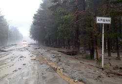 Туристам запретили посещать курортный поселок в Бурятии после сильного наводнения