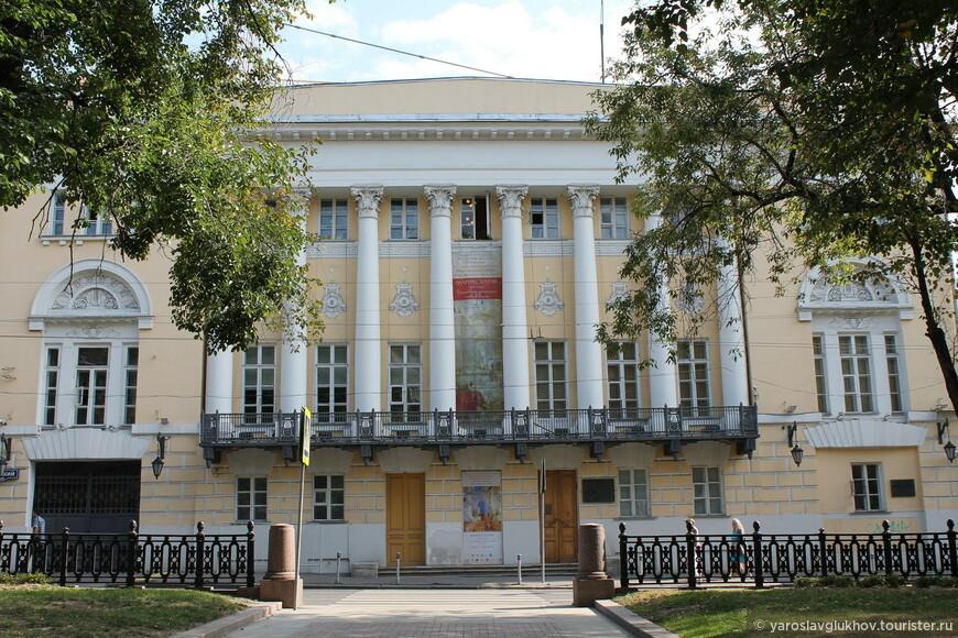 Государственный музей искусства народов Востока.
