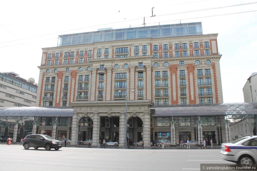 Отель Риц-Карлтон.