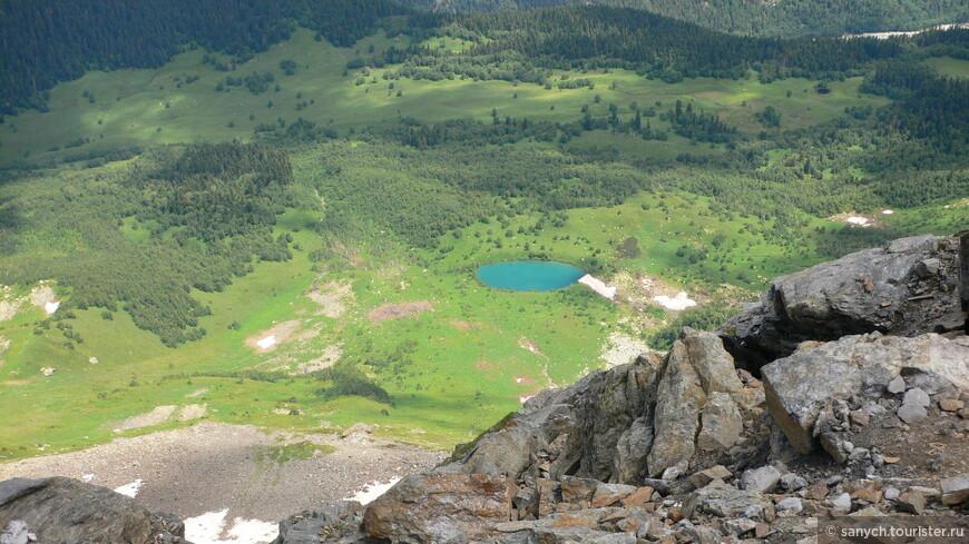 10.29 Озеро в Домбае.JPG