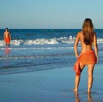 Власти Гоа хотят запретить дамам появляться на пляжах в бикини
