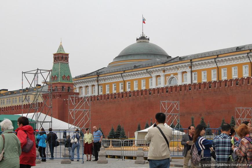 Сенатский дворец (Сенат).