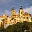 Бенедиктинский монастырь Штифт Мельк