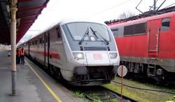 В магазинах Германии будут продавать дешевые железнодорожные билеты