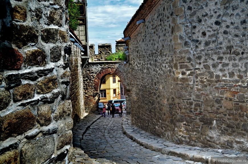 крепостные ворота 12 века
