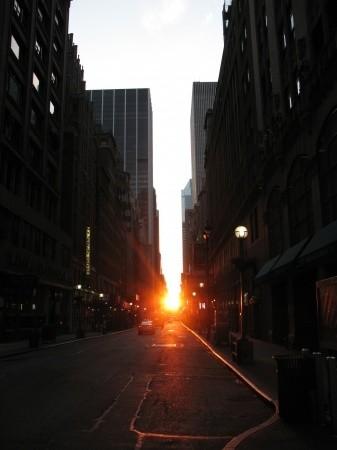 Нью-Йорк самостоятельно