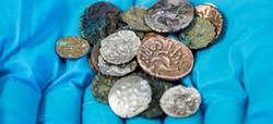 Британский турист нашел клад в долине Давдейл