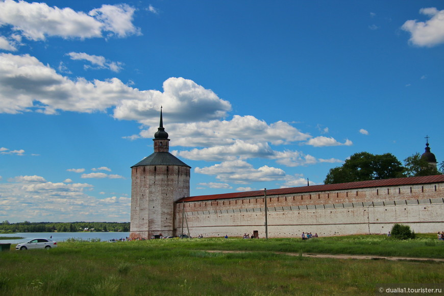 Большая Мереженная башня (XVII в.)
