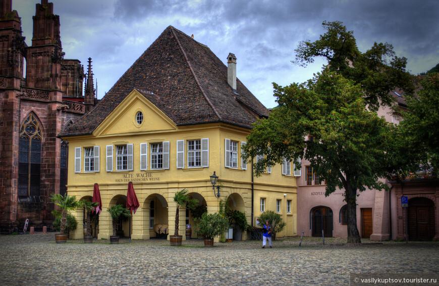 """Дом Баденских вин """"Старая вахта"""""""
